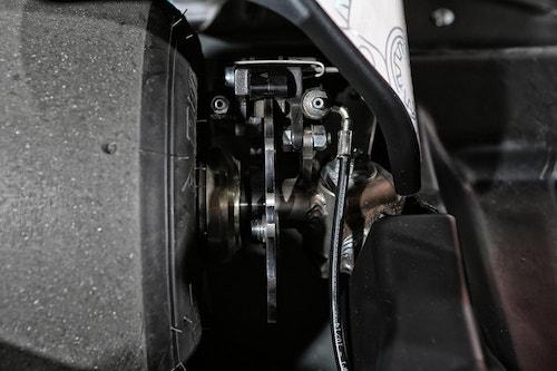 Brake System CRG
