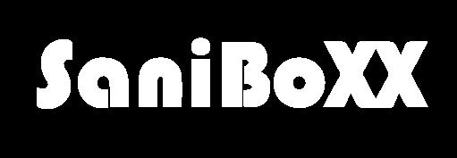 SaniBoXX logo
