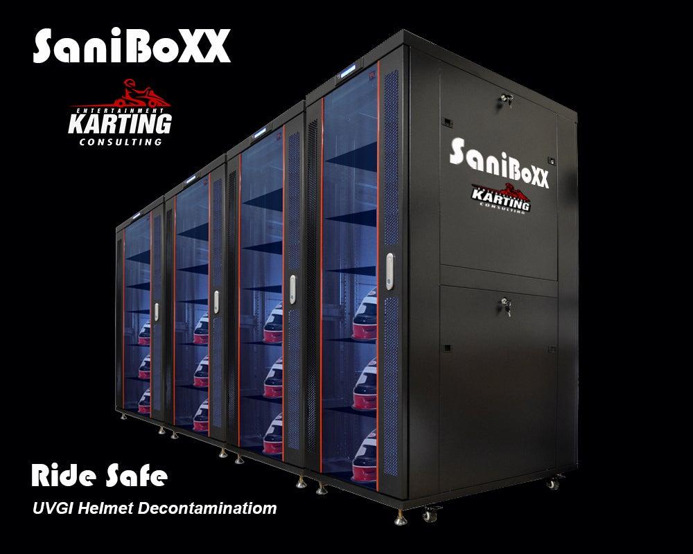 SaniBoxx Entertainment Karting