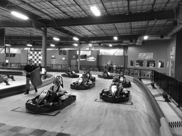 Entertainment Karting-center